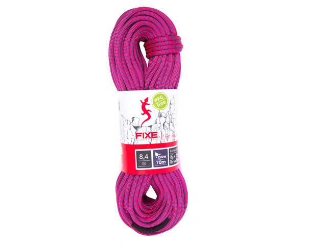 Fixe Fanatic Rope 8,4mm x 60m neon pink/violet
